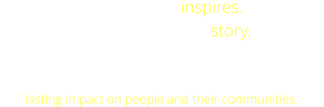 Great design inspires. Great places tell a story.     Our design approach is to reimagine and revitalize the built environment to create spaces and places that have a lasting impact on people and their communities.